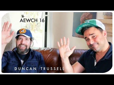 AGAINST EVERYONE with CONNER HABIB 16: DUNCAN TRUSSELL or THE DEMON PODCAST