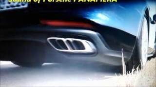 exhaust power sound panamera flow