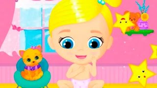 Lily & Kitty Baby Doll House - Toilet Training - Games for Kids