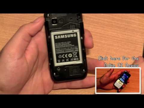 Samsung Wave 575 Unboxing Video