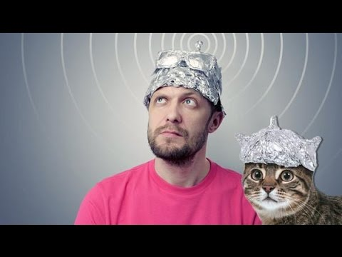 Hillbilly Haints Episode 11 -  Why You Should Wear a Tinfoil Hat