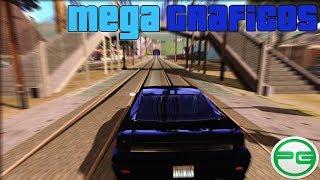 Mega Graficos Realistas De Bajos Recursos Para GTA San Andreas [No miniatura engañosa]