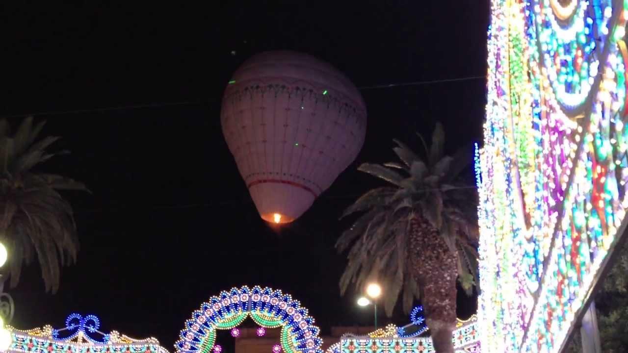 Lancio del pallone aerostatico ad acquaviva delle fonti for Monolocale arredato acquaviva delle fonti