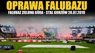 OPRAWA FALUBAZU: Falubaz Zielona Góra - Stal Gorzów 28.07.2019
