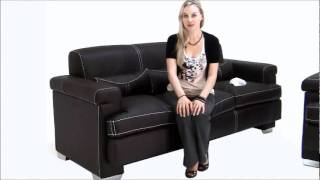 Reception Club Sofa And Chairs Package At A Savings! Free Shipping!