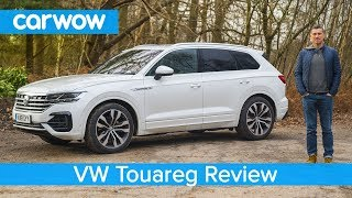 Volkswagen Touareg SUV 2020 in-depth review | carwow Reviews