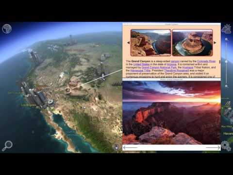 Earth 3D   Amazing Atlas