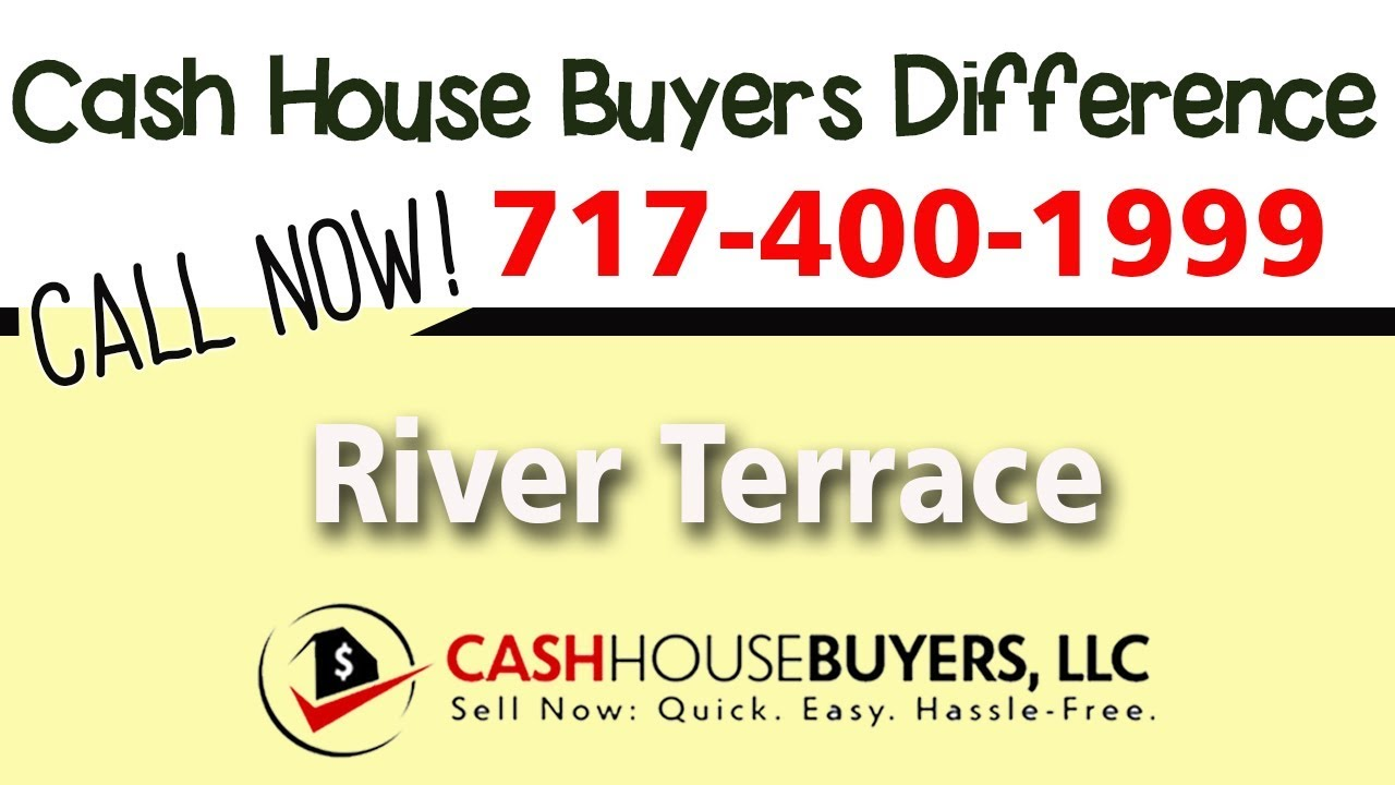 Cash House Buyers Difference in River Terrace Washington DC | Call 7174001999 | We Buy Houses