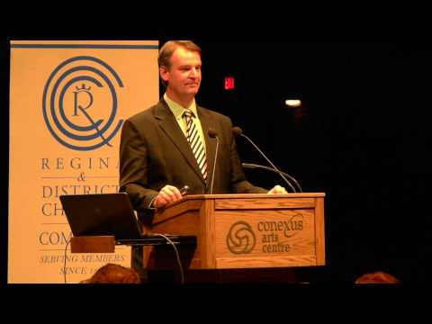 Halliburton Canada Area VP John Gorman