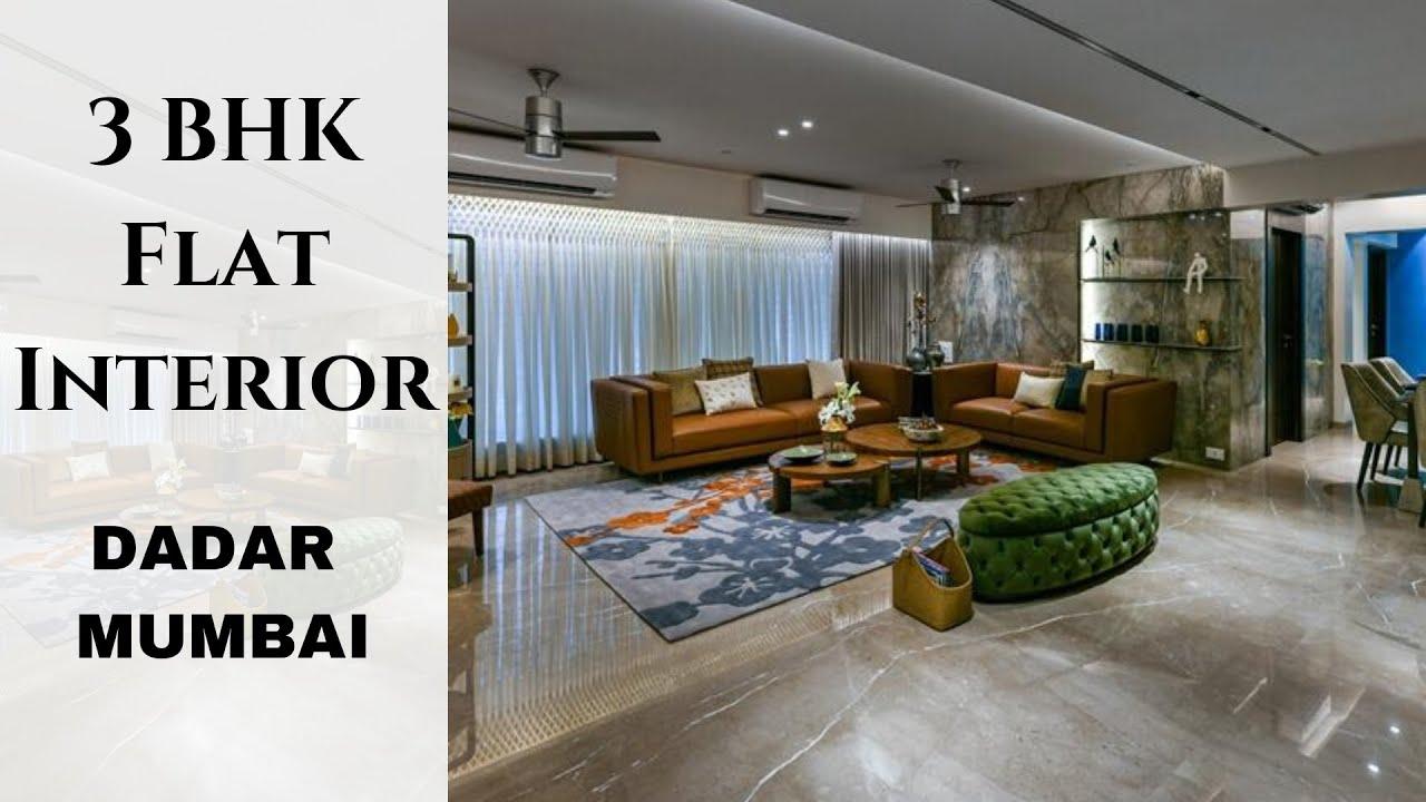 3 bhk Flat Interior Design Mumbai | Dadar | 3bhk Flat ...