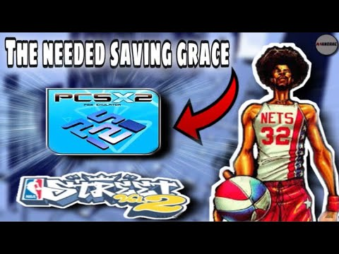 Download Nba street v2 and pcsx2 saved the drought