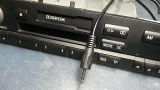 Jak zrobić AUX do radia na kasety - BMW Business Tape do e46