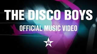 The Disco Boys feat. Midge Ure - The Voice (Official Music Video)