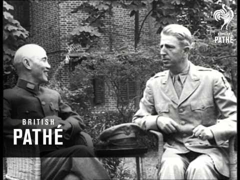Chiang Kai Shek (1945)