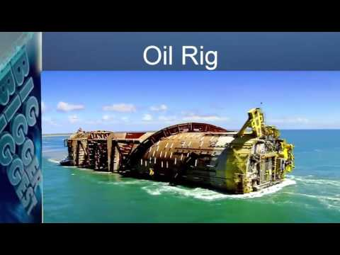 Oil Rig | Big Bigger Biggest| National Geographic HD Documentary