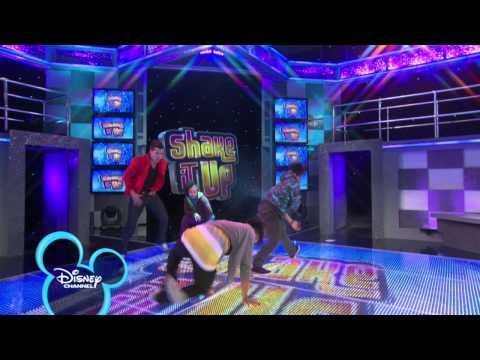 Disney Channel - Shake it Up - Online -- Die Serie jetzt im Netz! - Episode 4 - Die Rechnung, bitte!