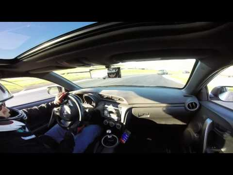 SCCA Track Night @ Thunderhill West Session 3 (Scion tC) Apr