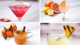 Fall Cocktails Around The World • Tasty