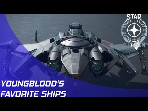 Star Citizen: Youngblood's Favorite Ships