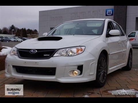 2013 Subaru Impreza Wagon Wrx Youtube