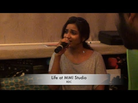 Jamming at MMI Studio | Live Music | Shreya Ghoshal | Nakash Aziz
