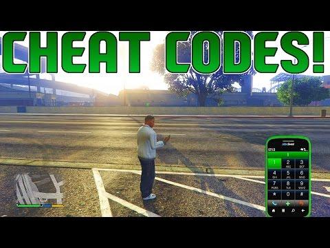 GTA 5 - MORE Phone Cheats! (Phone Number Cheats on GTA 5!)