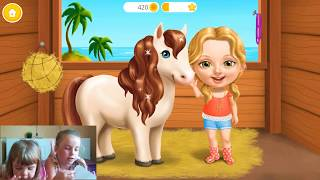 СМЕШНОЕ ВИДЕО ДЛЯ ДЕТЕЙ Новый игровой мультик ПРО ЛЕТО детская игра TutoTOONS