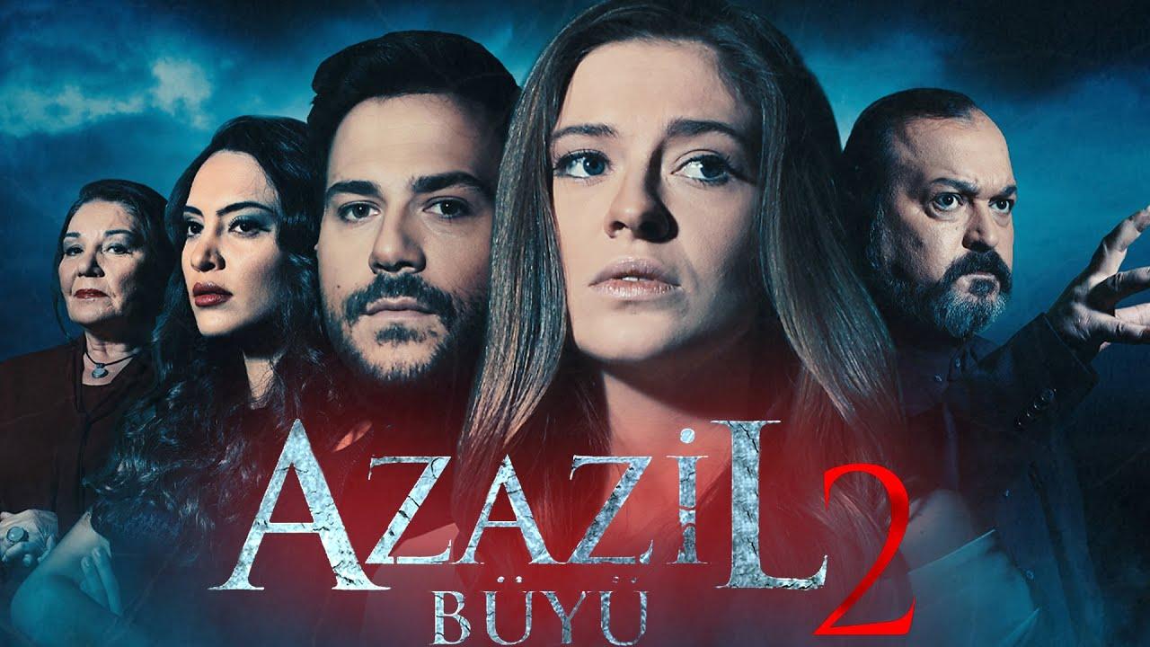 Azazil Düğüm:2 Büyü   Türk Korku Filmi Tek Parça (HD)