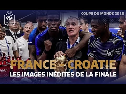 The documentary of the French team prior to their World cup win