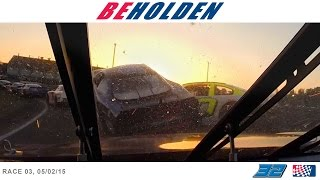 BEHOLDEN episode 03 - 05/02/15 - NASCAR Super Late Models raceumentary