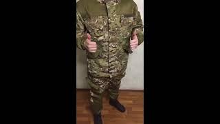 Камуфляжный костюм горка 6 обзор