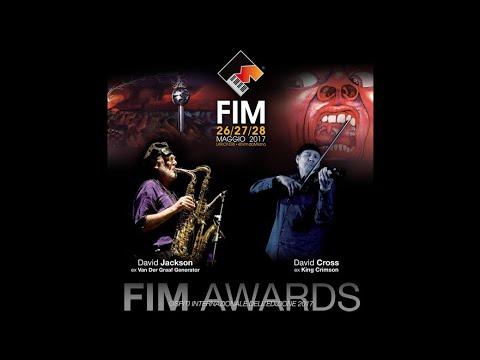 CASA FIM 2017. DAVID CROSS & DAVID JACKSON (Live Streaming)