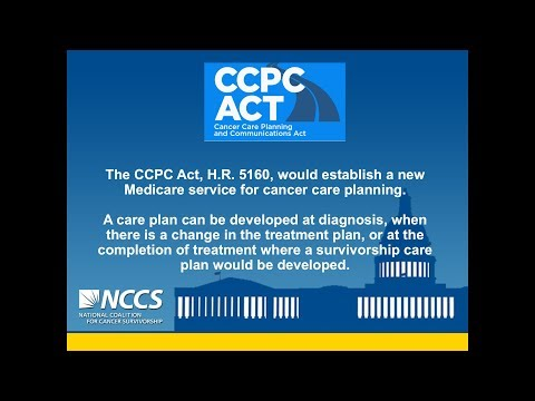 NCCS Webinar – Advancing Cancer Care Planning with The CCPC Act
