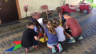 видео Аниматоры Гавайская Вечеринка на детский праздник, день рождения ребенка в Нижневартовске