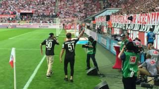 Mo Torres & Darius Zander live Heimat 25.09.2016 1 FC Stadion