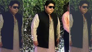 #MeToo Accused Sajid Khan Finally SPOTTED But Doesn't Want To Make Eye Contact