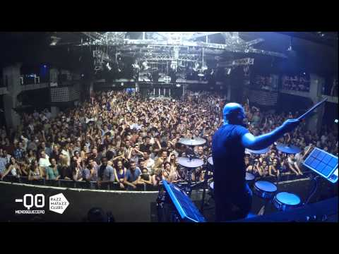 SquarElectric @ Razzmatazz, Barcelona, 19th of July 2014