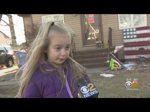 Andi and Kenny  - 6-Year-Old Saves Family From House Fire