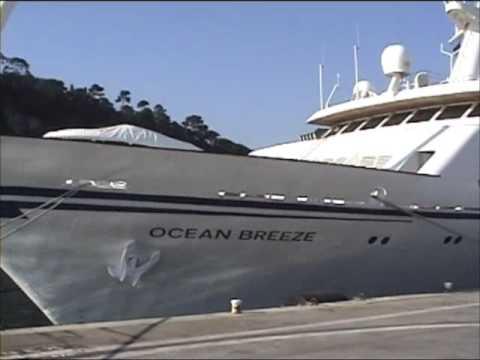 Saddam Hussein's Yacht