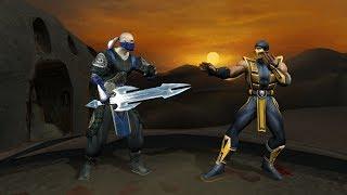 Mortal Kombat Deception SUB-ZERO (TRAJE ALTERNATIVO) - (VERY HARD) - (GameCube)【TAS】