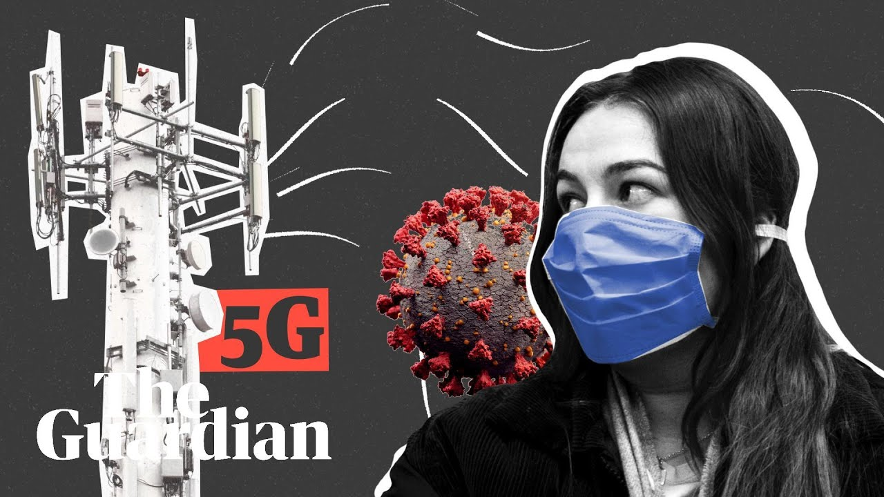 Why the 5G coronavirus conspiracy theory is false