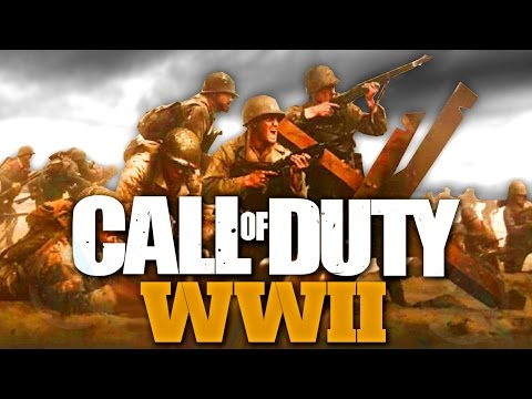 Call of Duty: WWII - LEAKED! - (COD 2017 First Pictures)