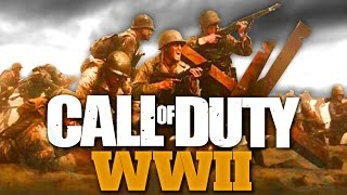 Call of Duty: WW2 - LEAKED! - (COD 2017 First Pictures)