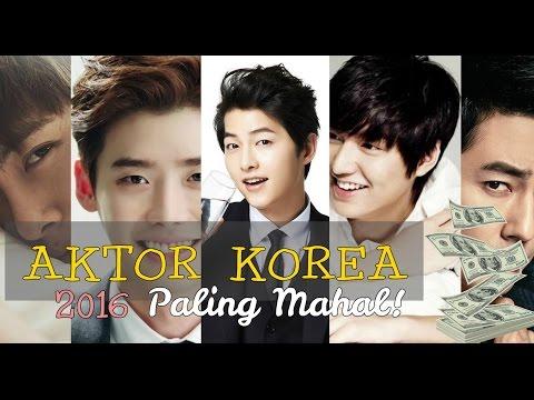 12 Aktor Korea TERMAHAL 2016 | Menyambut 2017