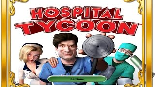 Simulador Hospital tycoon - não deixe o pascientes morrer