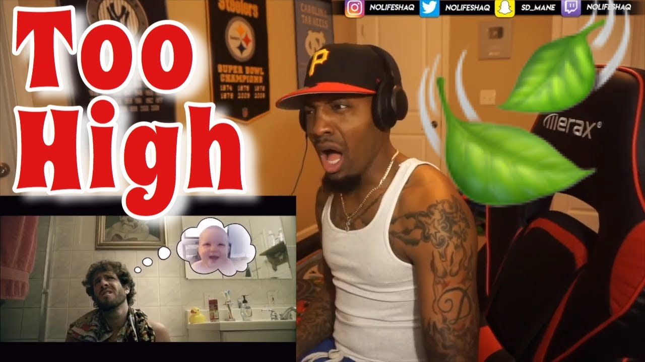 Download TOO ACCURATE!!! Lil Dicky - Too High (REACTION!!!)