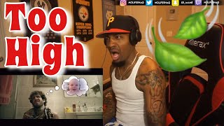 TOO ACCURATE!!! Lil Dicky - Too High (REACTION!!!)