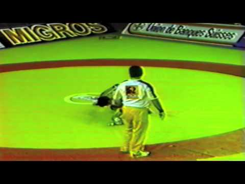 1989 Senior World Championships: 52 kg South Korea vs. Vladimir Togusov (USSR)