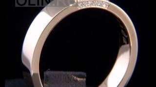 Обручальные кольца с бриллиантами в каталоге