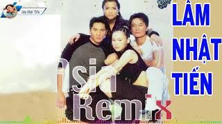 Asia Remix Lâm Nhật Tiến Cùng các Ca Sĩ Hải Ngoại - Nhạc Trẻ Hải Ngoại Remix Sôi Động Hay Nhất